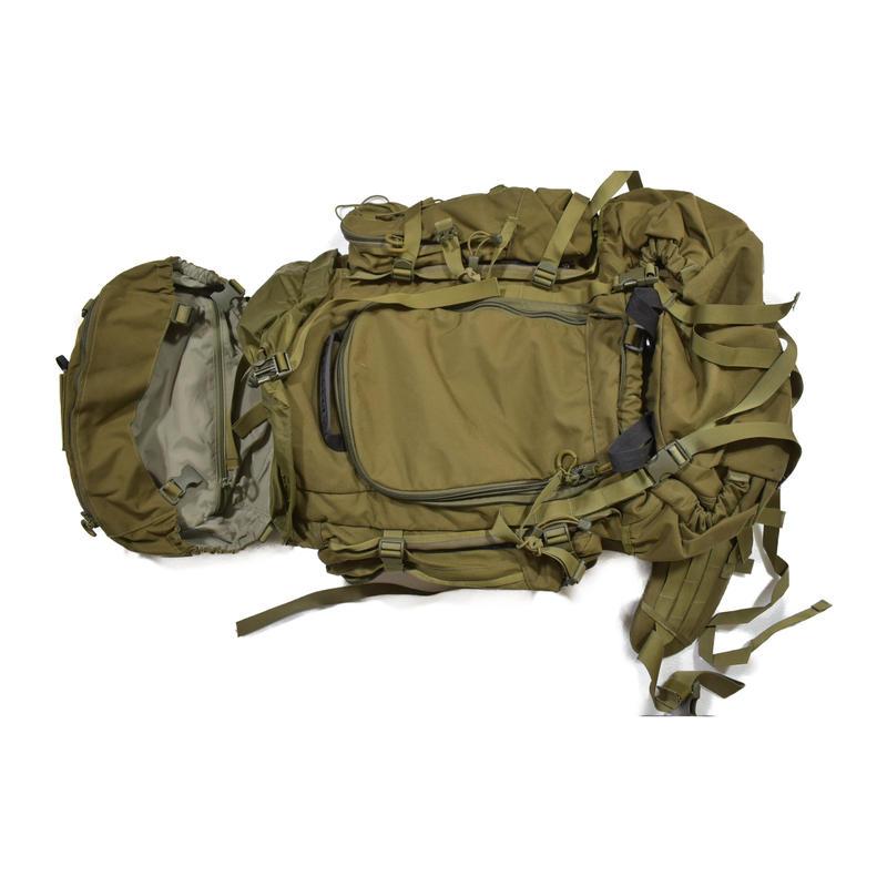 ロシア連邦軍 SSO放出 Gruppa99製 特注品 ガンラック付き バックパック
