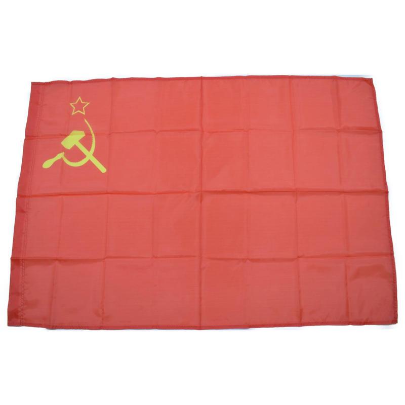 ロシア製 ソ連 フラッグ 旗