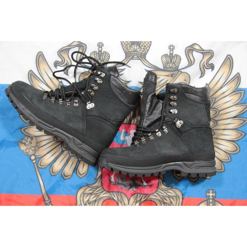 """ロシア TsSN FSB """"A"""" アルファ放出 官給品ブーツ サイズ43/27.7cm"""