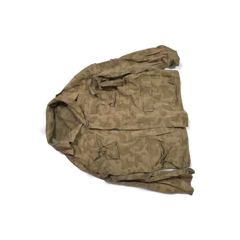 ソ連製 ブタン迷彩 冬服ジャケット