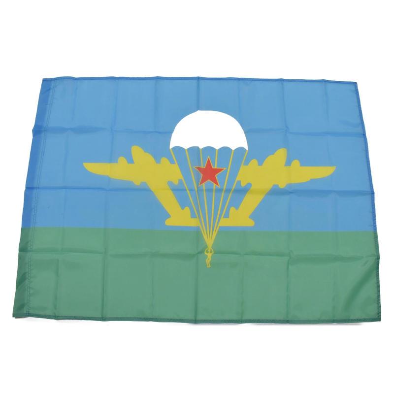 ロシア製 VDV 空挺軍 フラッグ 旗