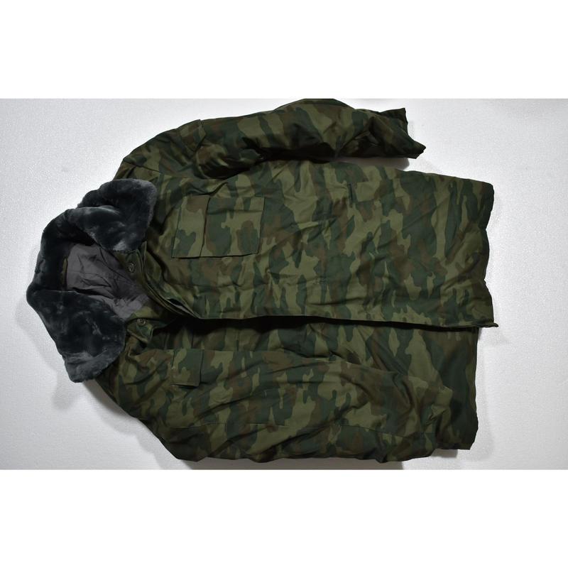 ロシア連邦軍 官給品 フローラ迷彩 冬服 2007年製