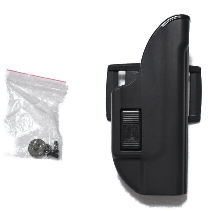 Stich Profi製 Glock17用 ホルスター アルファシリーズ 黒