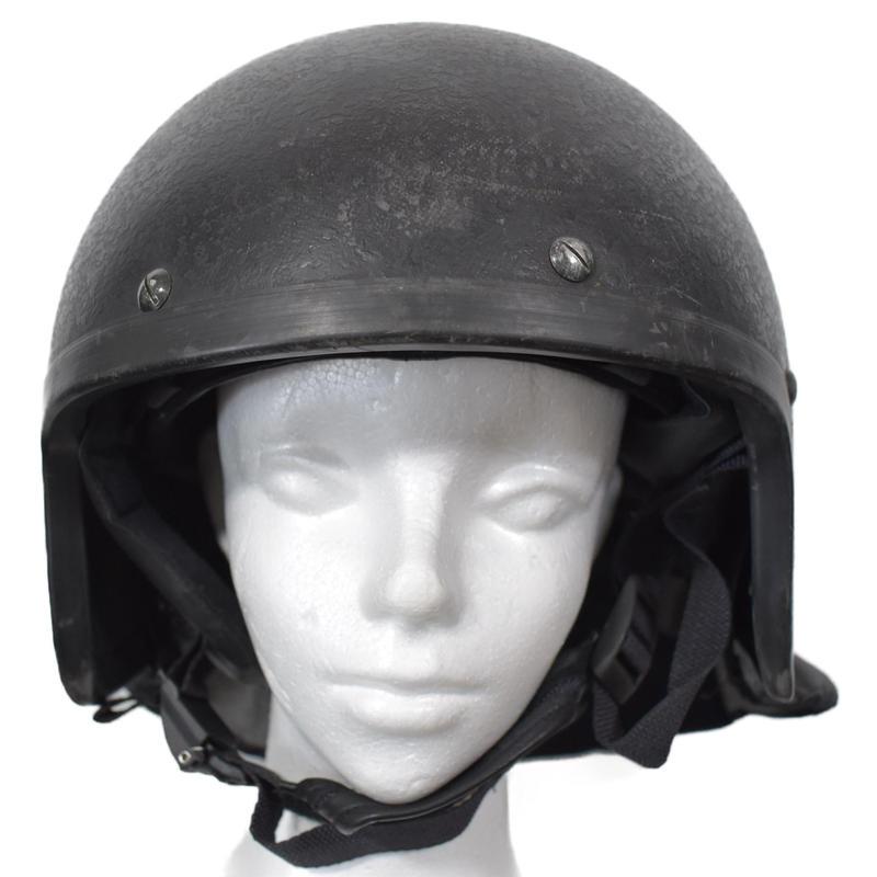 実物 Classcom製 ZSh1 ヘルメット ネックガード付き