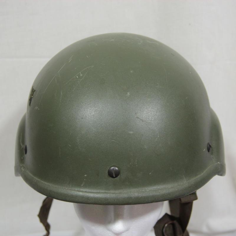 ロシア連邦軍 実物 Armocom製 6b7-1m ヘルメット サイズ1 カバー付き