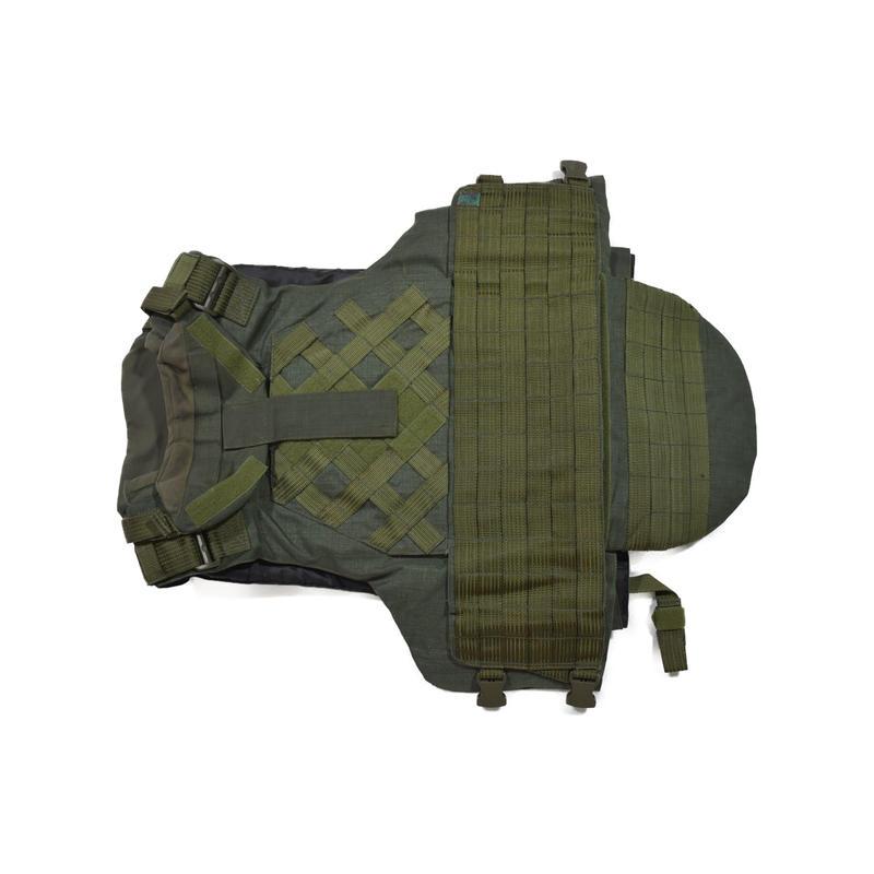 FSB放出 官給品 FORT製 Defender-2 Molle エメラルドグリーン フルケヴラー