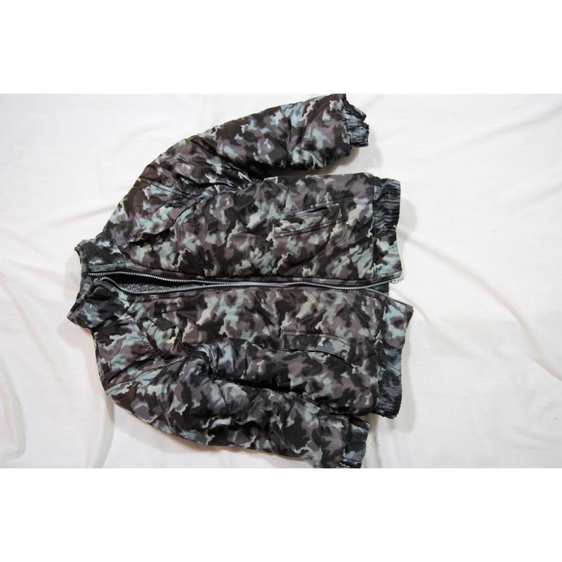 OMON放出 SMK迷彩 冬服ジャケット レアサイズ