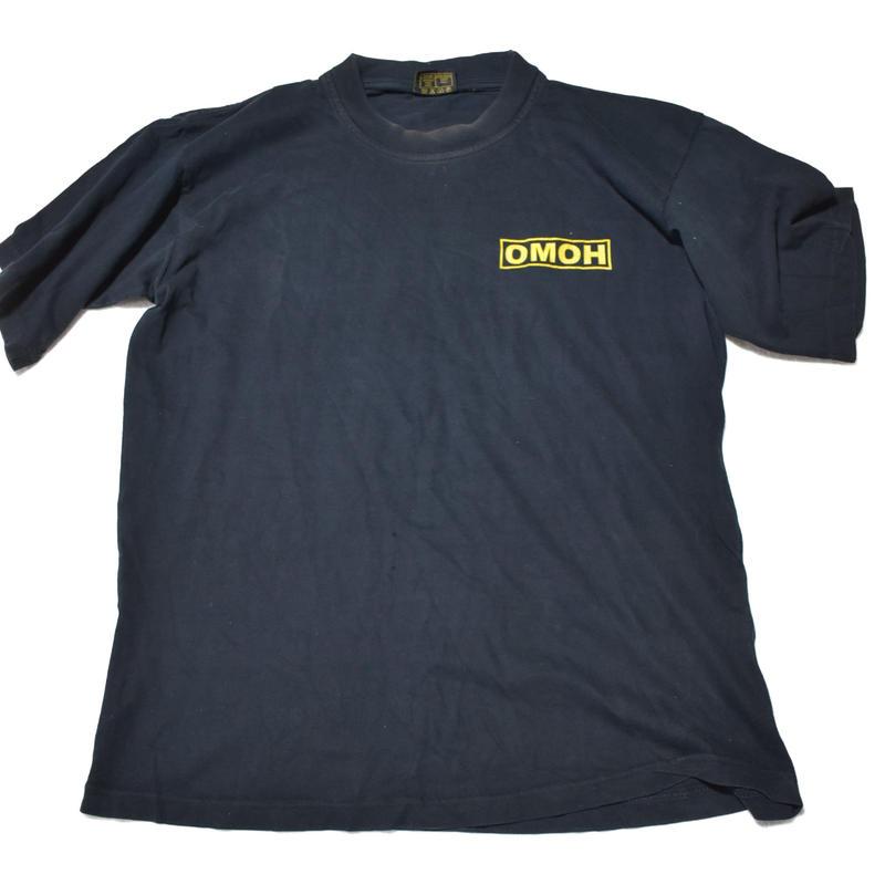 OMON放出 Tシャツ ロゴ入り