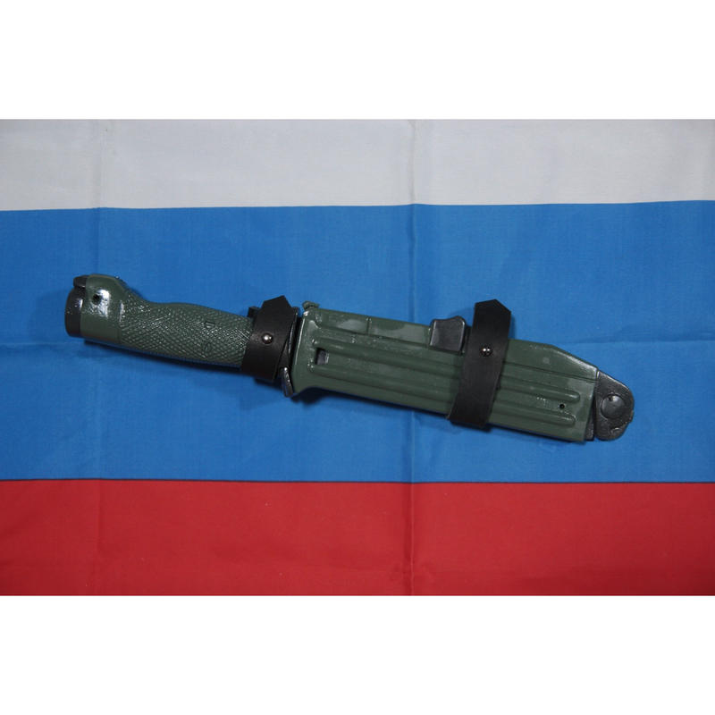 Alfa Arms製 NRS-2 スペツナズナイフ フルラバーレプリカ