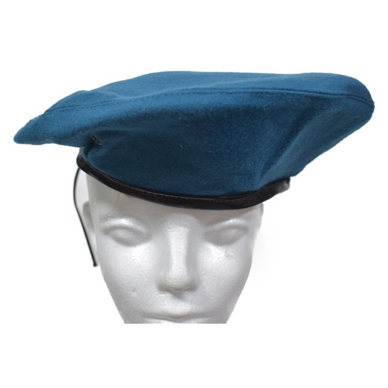 ロシア空挺軍 VDV 官給品 ベレー帽 2006年製