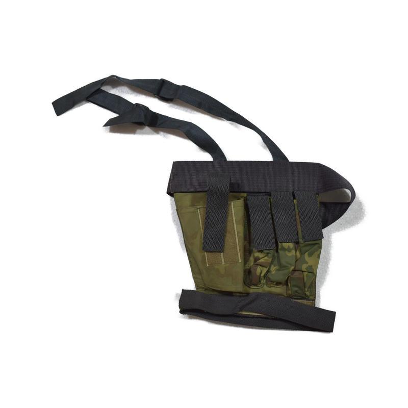 TsSN FSB放出 VSR迷彩 マカロフ用レッグホルスター レア