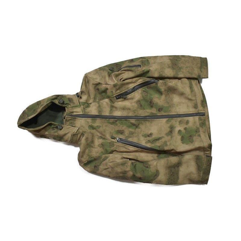 Rosgvardia特注品 Magellan社素材使用 BARS製 ソフトシェル スーツ上下