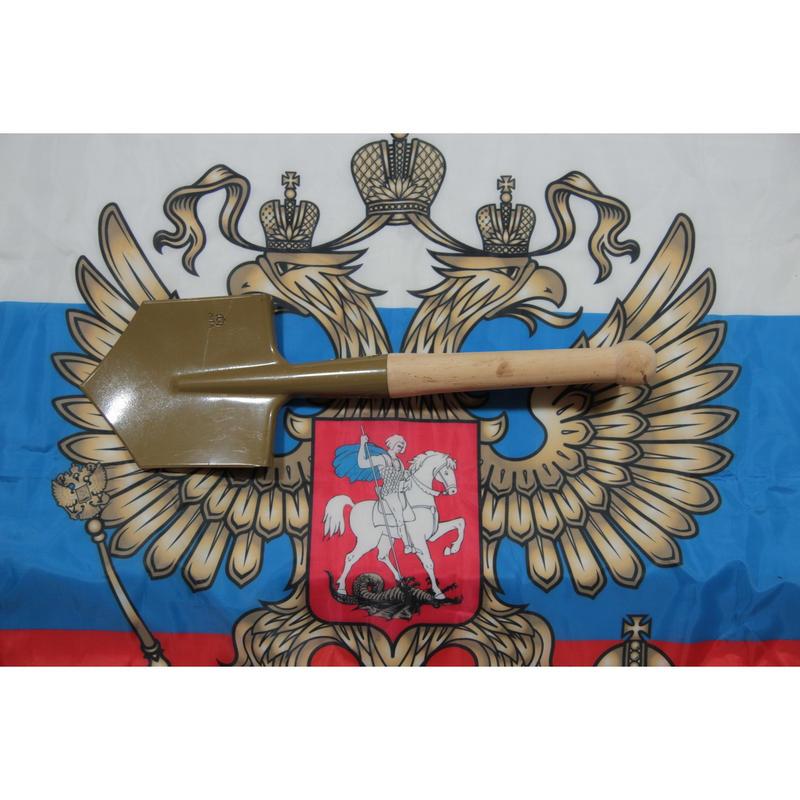ロシア連邦軍 官給品 最新型 Ratnik VKBO スコップ ショベル