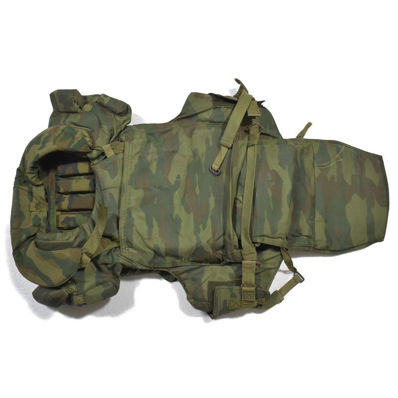 ロシア連邦軍 官給品 6b12 ボディーアーマー ケヴラー付き