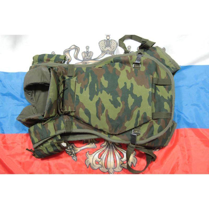 ロシア連邦軍 実物Armokom製 6b13ボディアーマー フルプレート フローラ迷彩  #3