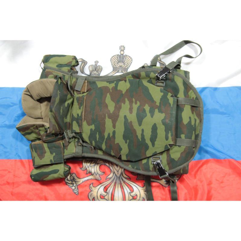 ロシア連邦軍 実物Armokom製 6b13ボディアーマー フルプレート フローラ迷彩  #4