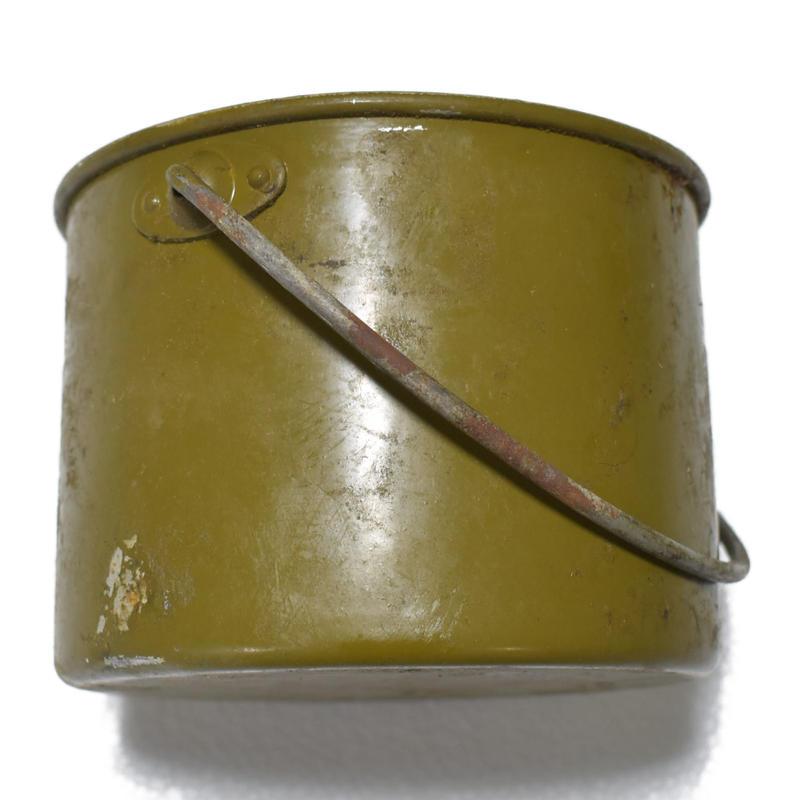 ソ連製 丸形飯盒 メスキット 1949年製  #1