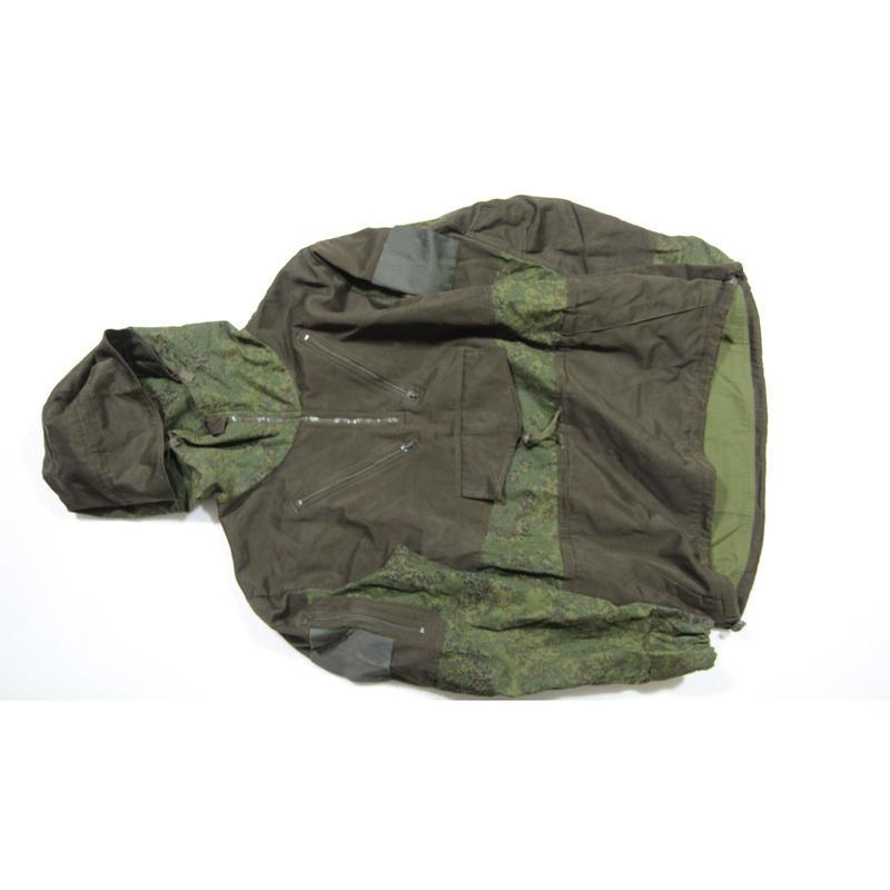 ロシア製 デジタルフローラ迷彩 ゴルカ ジャケット