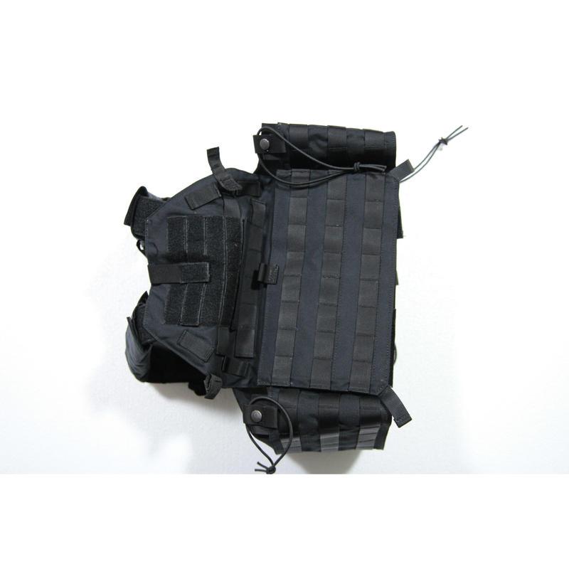 SSO製 PANCER プレートキャリアー 黒