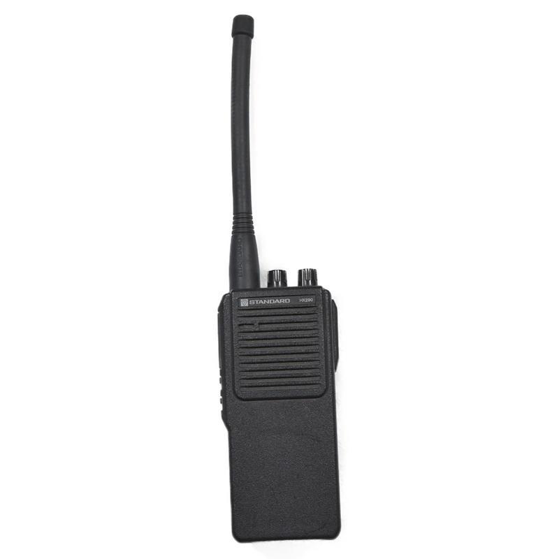 FSB放出 Standard 旧型 HX290 無線機 レディオ