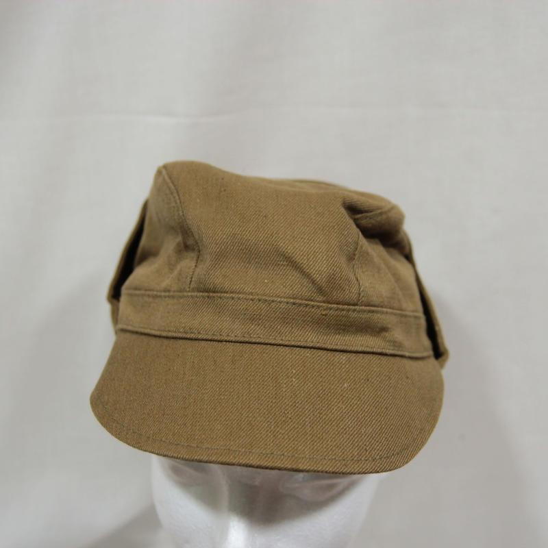 ソ連製 アフガンキャップ ケピ帽 兵用帽子 サイズ58cm