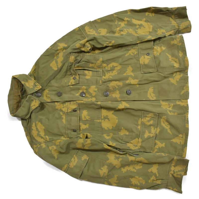 ソ連製 Berezka 国境軍迷彩 ジャケット 前期型