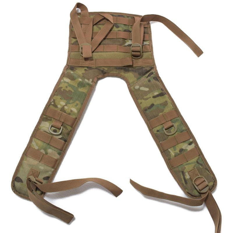 FSB放出 ANA製 官給品 マルチカムMolleセット サスペンダー