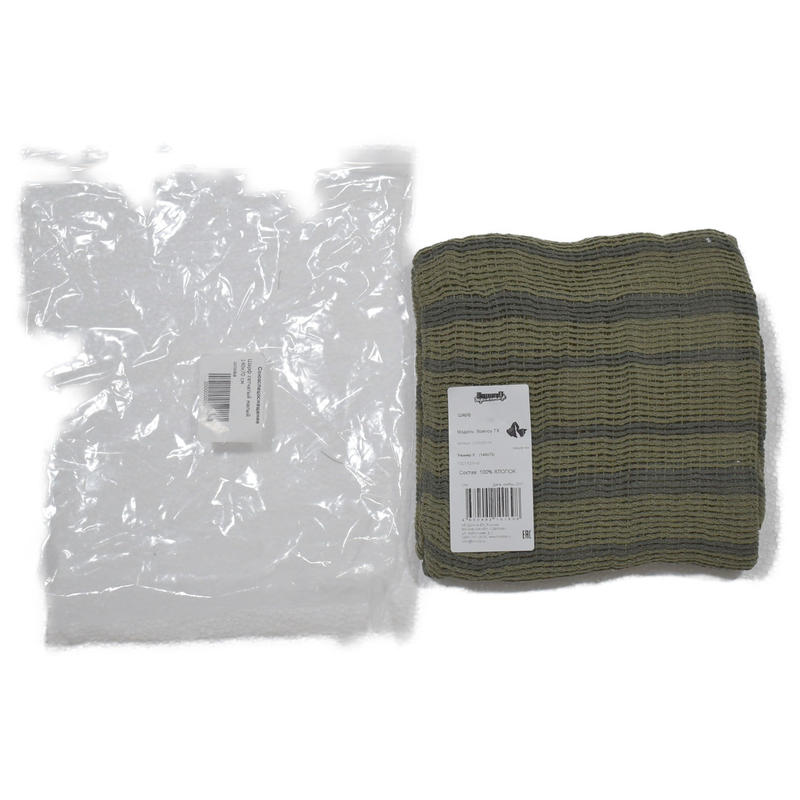 ロシア製 スナイパー用 メッシュスカーフ