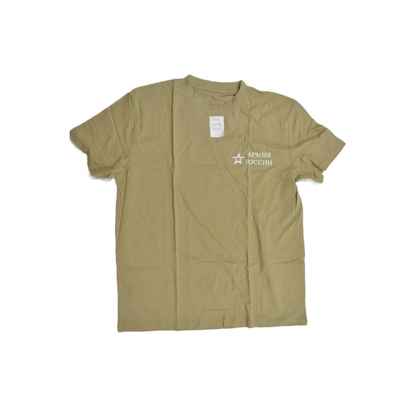 ロシア連邦軍官給品 Army Russia Tシャツ