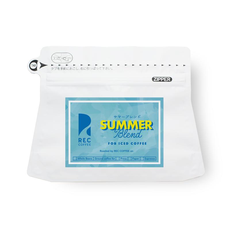 【期間限定】Summer Blend (サマーブレンド) 100g