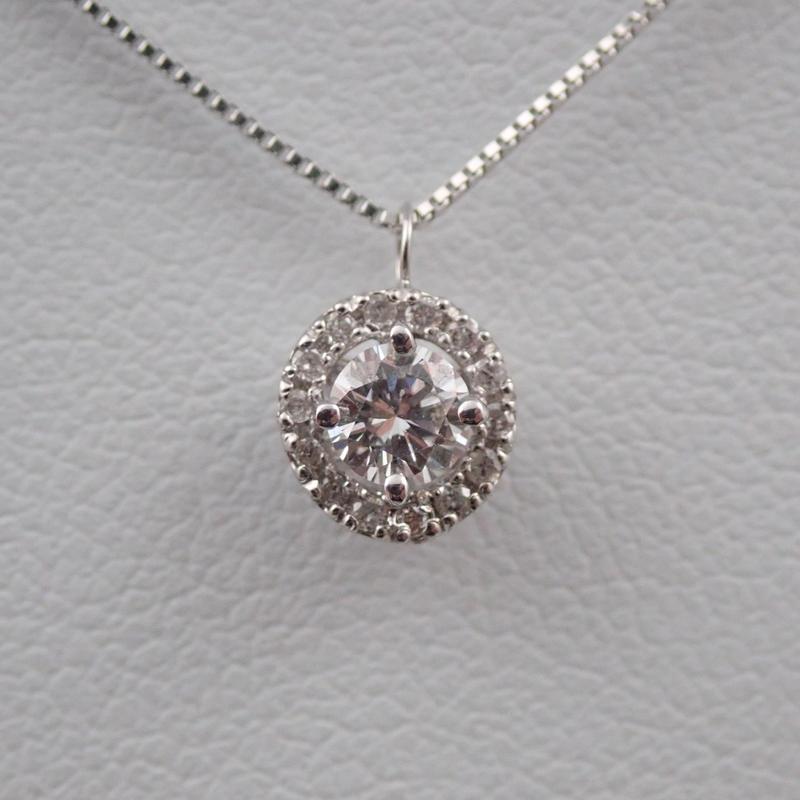【4/26掲載】 ダイヤモンド0.20ctペンダント