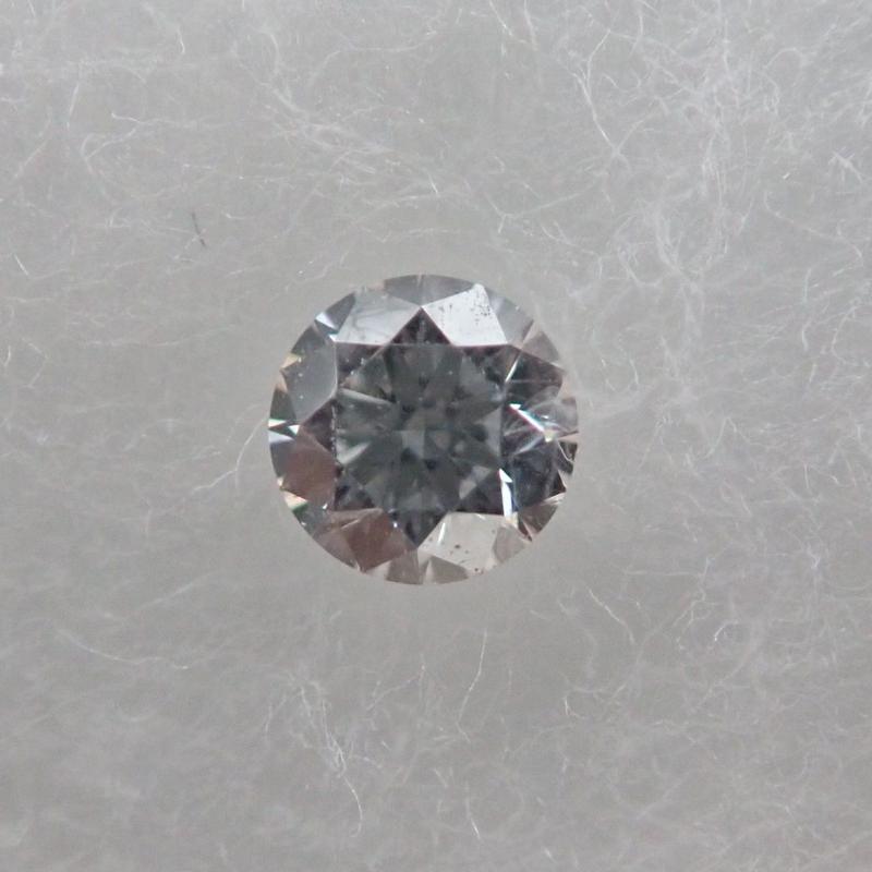 【4/26掲載】ダイヤモンド0.183ctルース(VS-2、Gカラー、3EX、H&C)