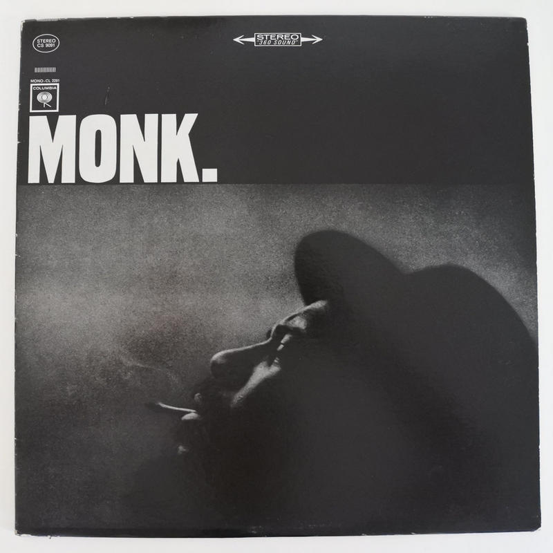 Thelonious Monk – Monk.(Columbia – CS 9091)stereo