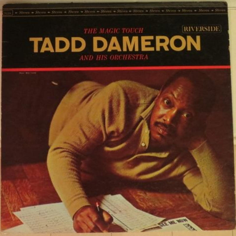 Tadd Dameron / The Magic Touch (Riverside RLP9419) stereo