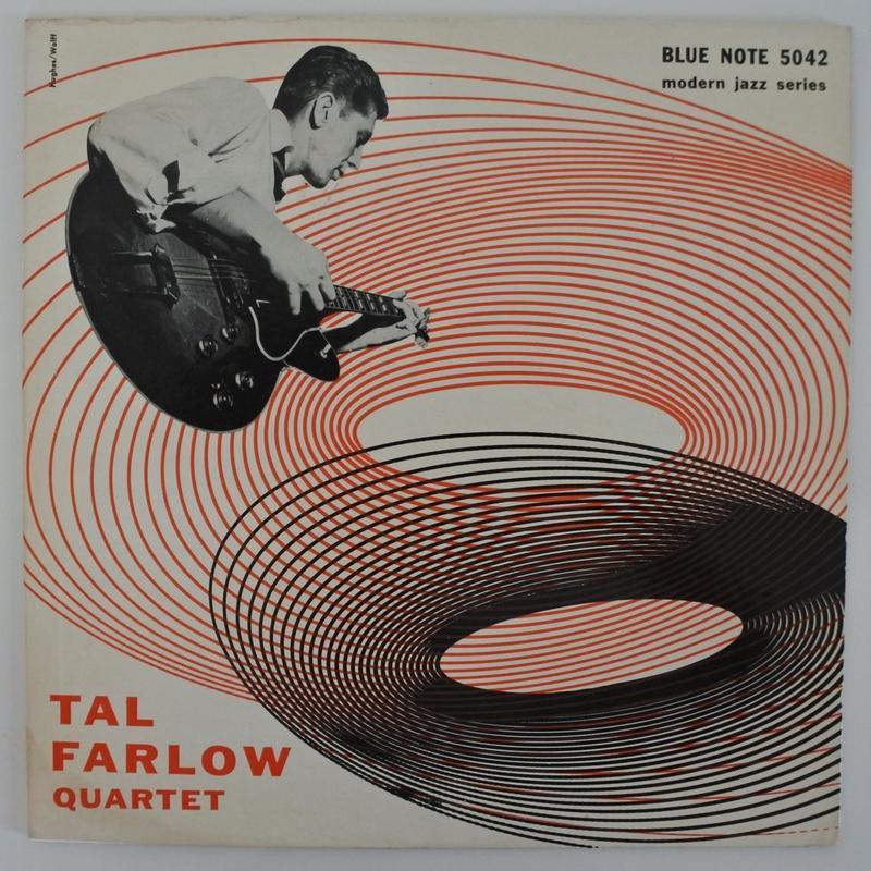 The Tal Farlow Quartet – Tal Farlow Quartet(Blue Note – BLP 5042)mono