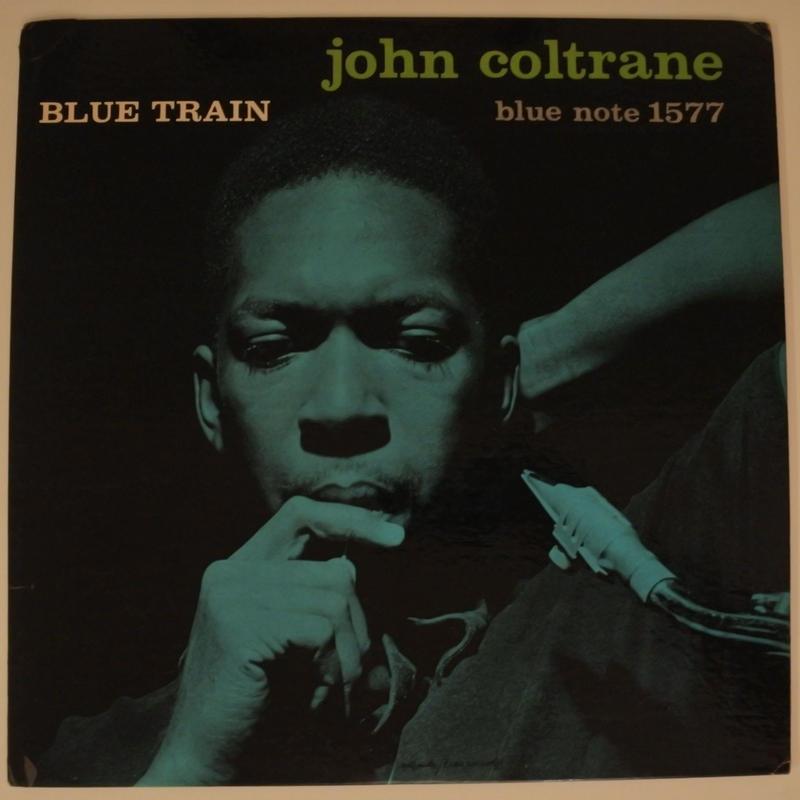 John Coltrane  – Blue Train(Blue Note - BLP1577)mono
