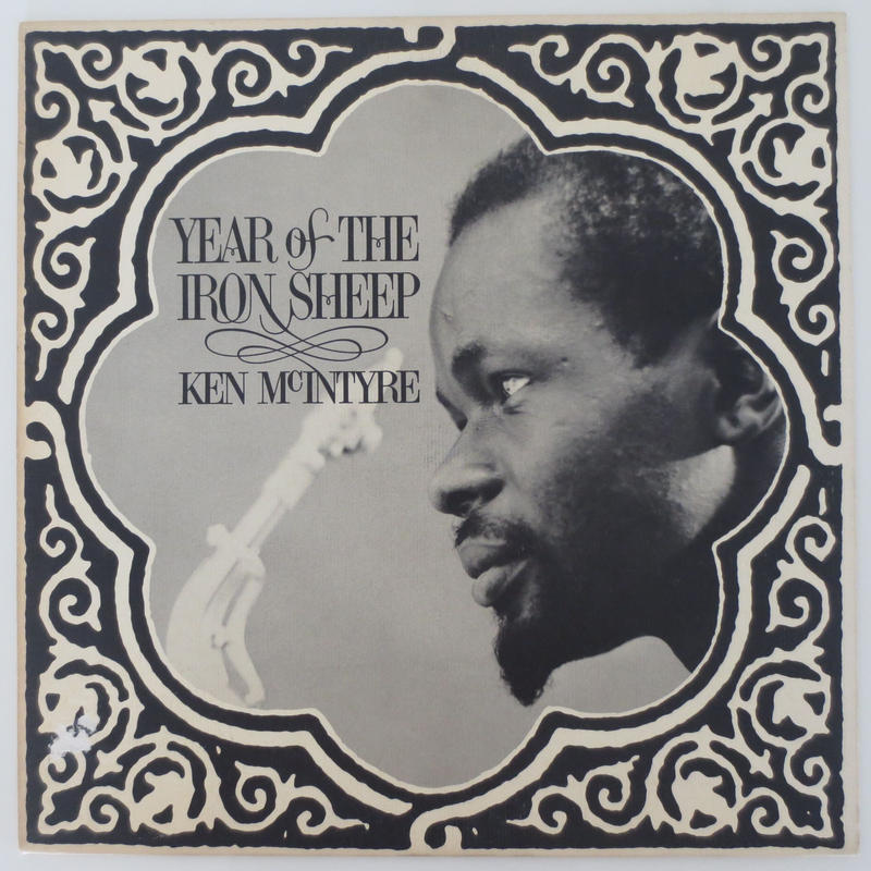 Ken McIntyre ‎– Year Of The Iron Sheep (United Artists Records ‎– UAJS 15015) stereo