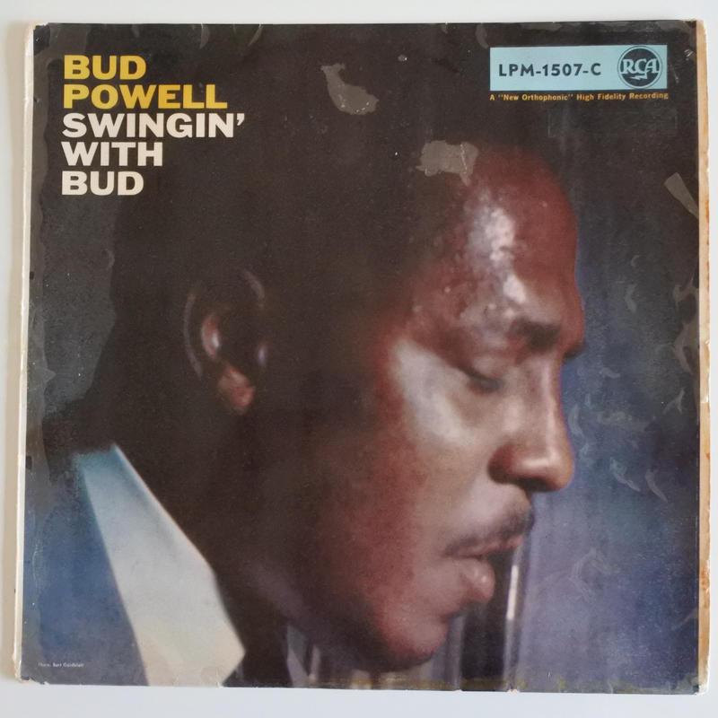 Bud Powell – Swingin' With Bud( RCA – LPM-1507-C)mono
