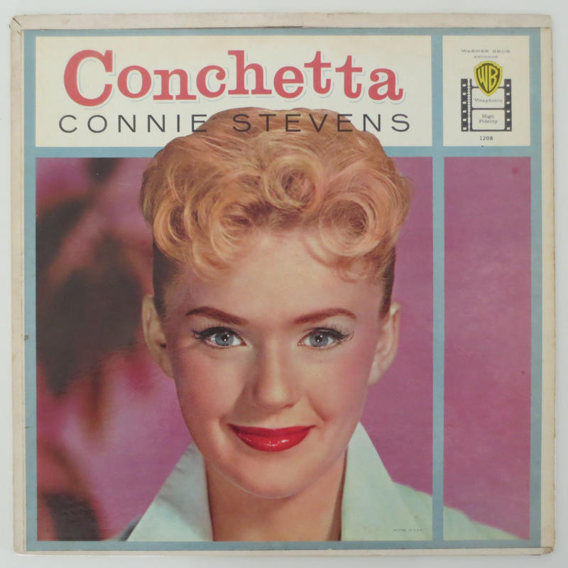 Connie Stevens / Conchetta (Warner Bros. W 1208) mono