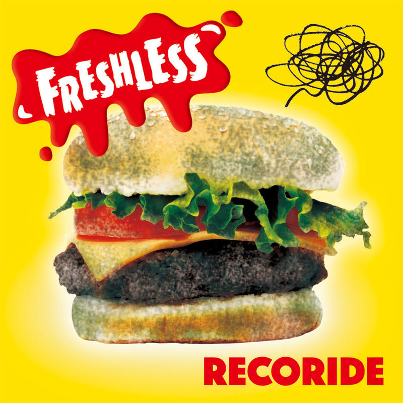 レコライド 3rd Album 【FRESHLESS】