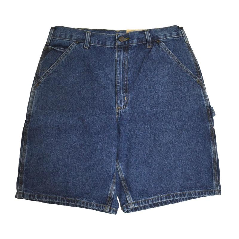 CARHARTT USA (DENIM SHORTS) D.STONE