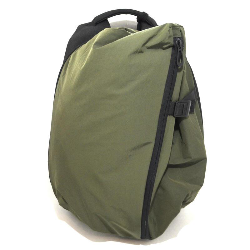 Cote & Ciel BACKPACK (ISAR) OLIVE GREEN (S-size)
