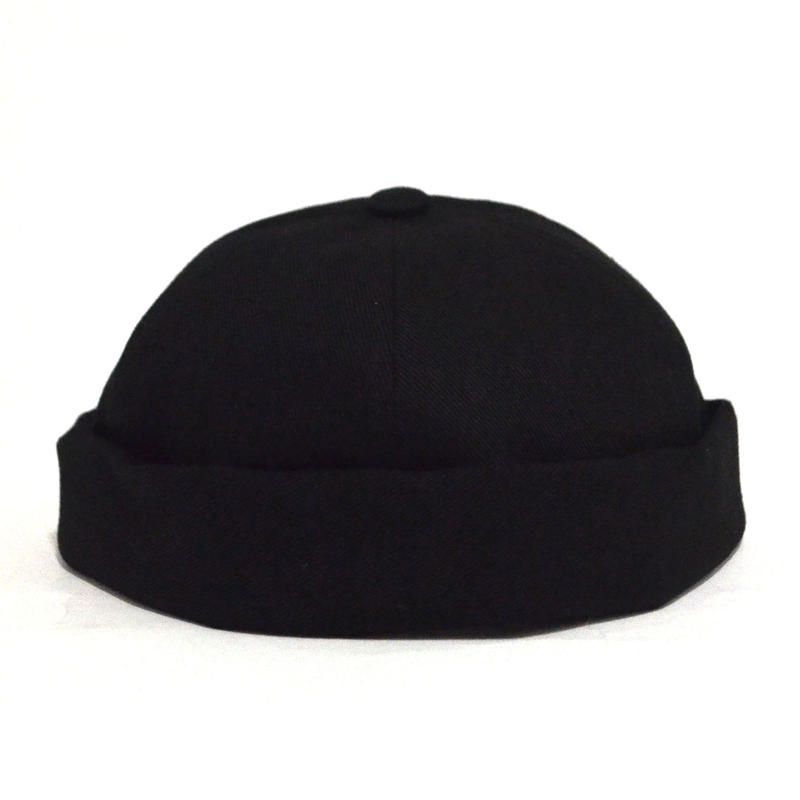 NO BRAND (SAILOR CAP) BLACK