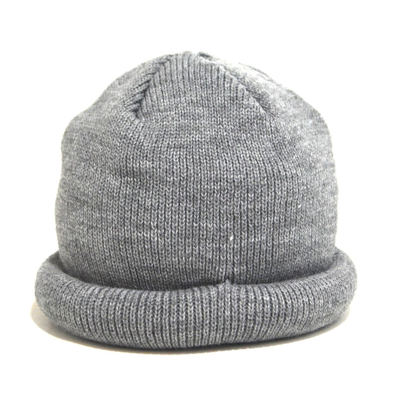NO BRAND (WATCH CAP) GREY