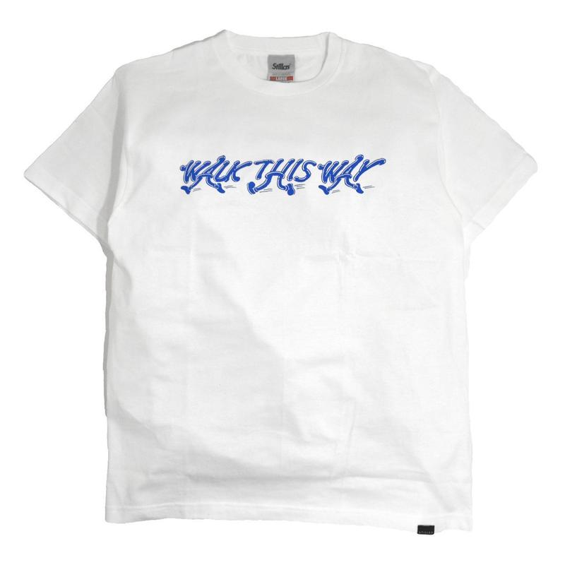 STILLAS S/S T-SHIRTS (WALK THIS WAY) WHITE