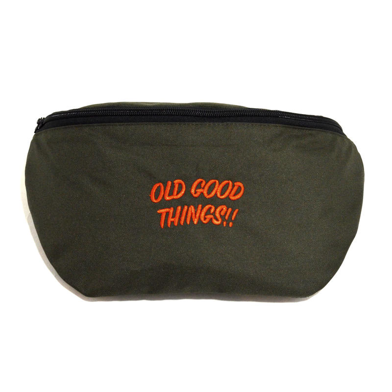 OldGoodThings MINI SHOULDER BAG (O.G.T ORIGINAL) OLIVE
