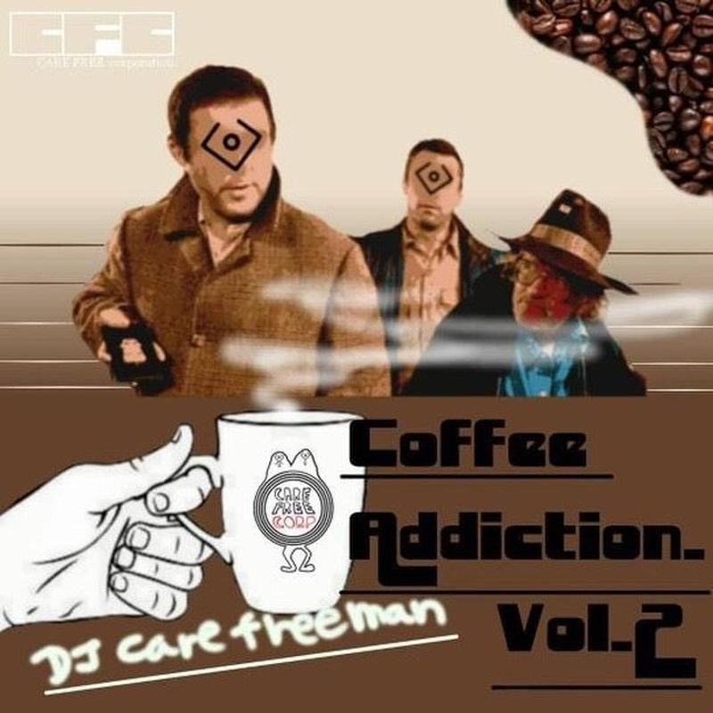 DJ Ryoji a.k.a carefreeman (coffee addiction vol.2)