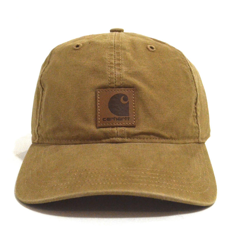 CARHARTT (6PANEL CAP) BROWN