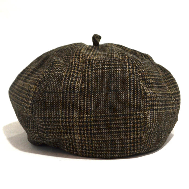 NO BRAND (BASQUE BERET) BROWN