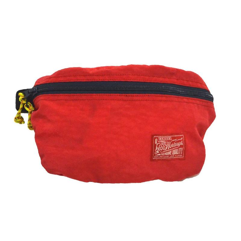 5656WORKINGS (CB-BAG) RED SALT